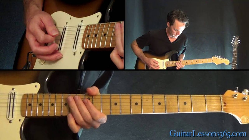 Beat It Instrumental Guitar Cover by Carl Brown