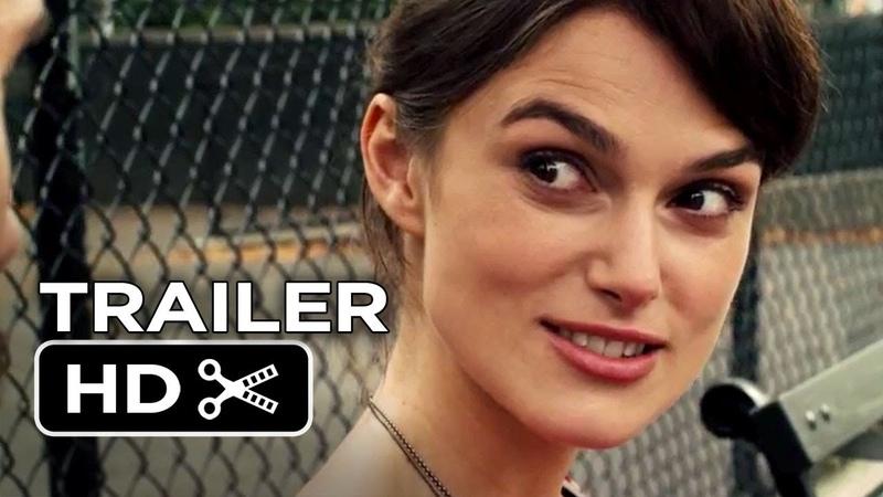 Begin Again Official Trailer 1 (2014) - Keira Knightley, Adam Levine Movie HD
