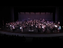 Suite from Hamilton - Combined Honors Wind and Wind Ensemble - Spring Concert - 6-2-2017