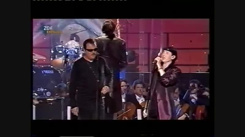 Zucchero Scorpions - Send me an angel