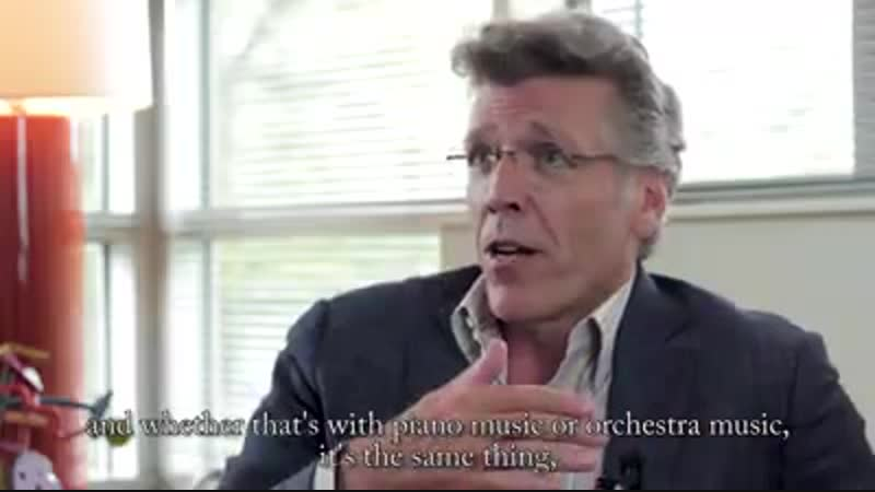 Thomas Hampson on Ives and Copland