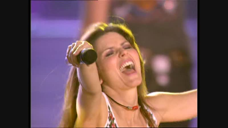 Shania Twain If Youre Not In It For Love Im Outta Here Live in Chicago USA 22 10 2003 Улучшенное звучание