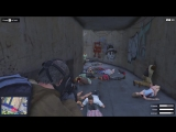 [GHOST] GTA 5 Зомби Апокалипсис - ТОЛПА ЗОМБИ УНИЧТОЖИЛА БАЗУ МЕТРО В ГТА 5 МОДЫ 25! GTA 5 ОБЗОР МОДА ВИДЕО