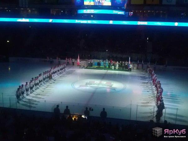 Суперсерия МХК 2012: Россия - Канада.