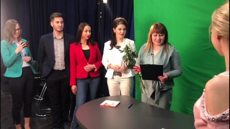 Приглашение на выпускной для Ирины Сашиной от группы 1703 ТД-1