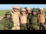 черные береты - сирийский контингент