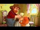 Teddy Bear, Teddy Bear, Turn Around _ Nursery Rhymes and Baby Songs from Dave an