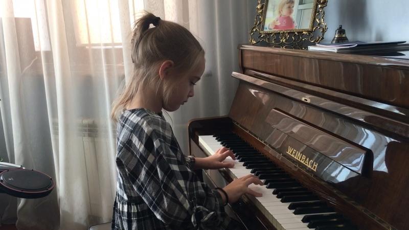 Сашенька 6 лет