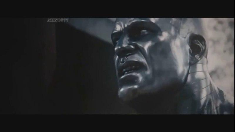 Колосс бьет Джаггернаута - Дэдпул 2 (2018) Момент из фильма.