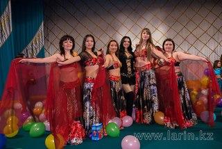 Восточные танцы в уральске