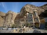 Египет Пещерный храмовый комплекс Св Симеона1