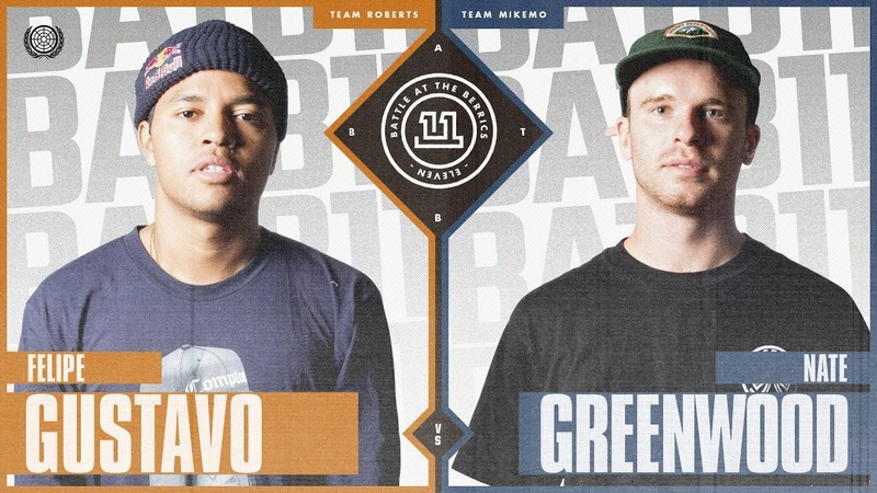 BATB 11   Felipe Gustavo vs. Nate Greenwood