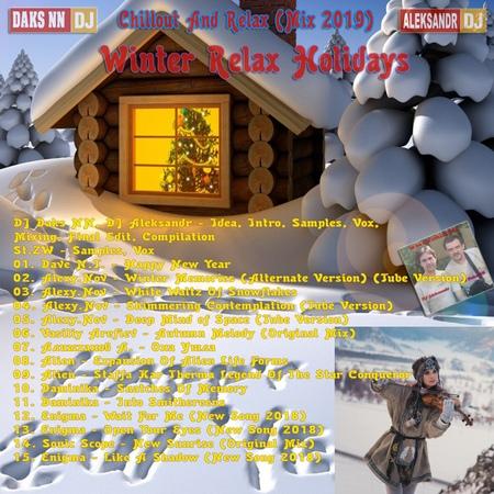 DJ Daks NN DJ Aleksandr – Winter Relax Holidays 2019
