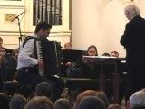 Richard Galliano Opale Concerto Никита Власов, НРНО