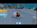 Прохождение симулятор снеговика 2 часть (ROBLOX)