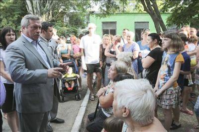 Замгубернатора РО: В лагерях украинских беженцев под Таганрогом замечены профессиональные провокаторы