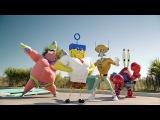 ГУБКА БОБ В 3D '2015' Русский Тизер-Трейлер   мультфильм