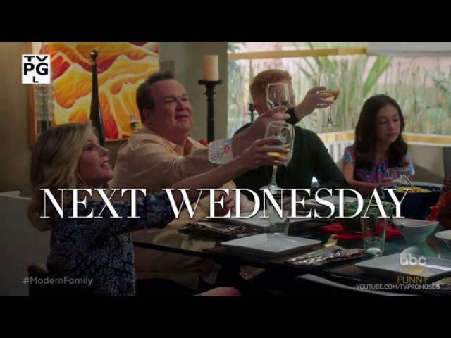 """Modern Family 9x07 Promo """"Winner Winner Turkey Dinner"""" (HD)"""