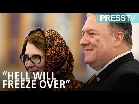 Wherever US interferes chaos follows Zarif responds to Pompeo