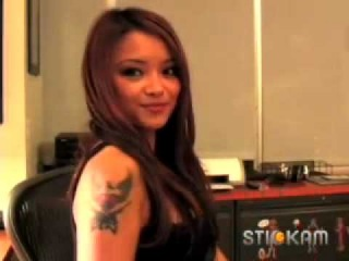 Tila Tequila Live on Stickam