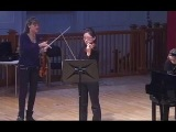 Nicola Benedetti Violin Masterclass at the RCM Soh Yon Kim