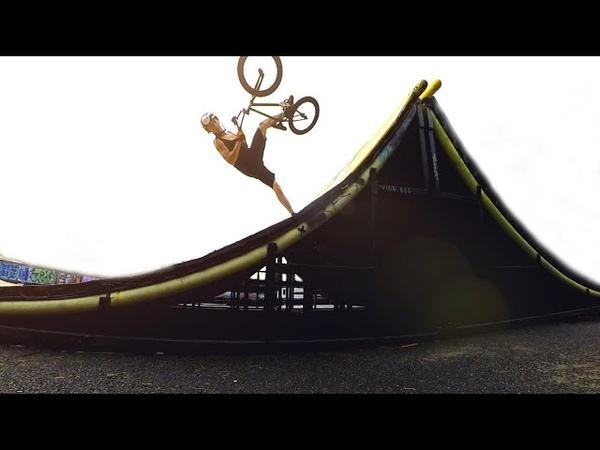 BMX HOW TO FOOT PLANT. КАК СДЕЛАТЬ FOOTPLANT НА BMX, MTB