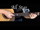 All Star - Fingerstyle Guitar