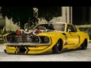 BIG ENGINES POWER MUSCLE CARS SOUND 2018 6