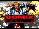 Comix Zone OST Soundtrack -Woe is the World- Roadkill