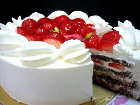 発見!中がチョコだと極上の味になる『誕生日ケーキの作り方』