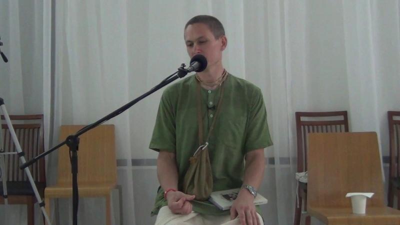 Гуру-крипа 2018. Семейная духовная жизнь (Е.М. Ачьюта пр.) - 25.06.2018