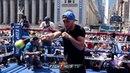 VASYL LOMACHENKO 'S FULL MEDIA WORKOUT FOR JORGE LINARES NEW YORK