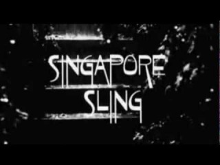 Christmas Coloured Tears - Singapore Sling