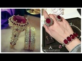 Top Beautiful and Stylish Gold Rings Designs Collection 2018-19