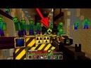 Разрушенная База ЗОНС День 61 Зомби Апокалипсис в Майнкрафт