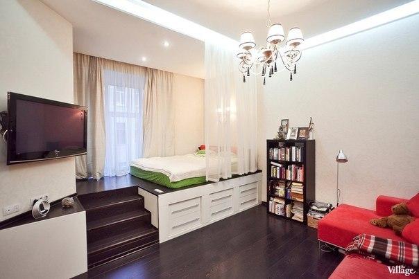 Каким должен быть дизайн маленькой квартиры: фото интерьеров