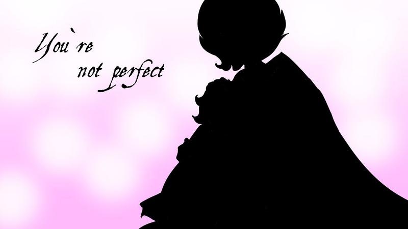 Steven Universe - You`re not perfect (Diamond comic)