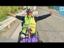 На коляске из Питера до Владивостока
