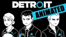 DBH Detroit Become Animated