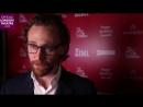 Том на интервью в честь дня рождения Гарольда Пинта 10 10 18