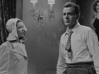 ЛОРА (1944) - нуар, детектив. Отто Преминджер