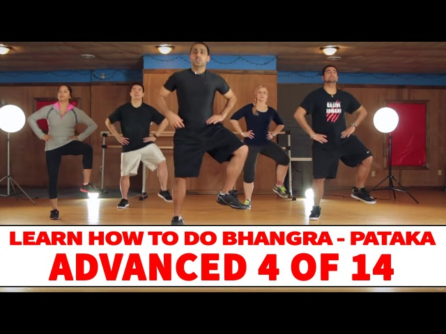 Learn How To Do Bhangra Pataka Advanced 4 of 14
