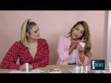 HD Джессика рассказывает о продуктах, которыми пользуется ежедневно - E! Live from the Red Carpet (июль 2018)