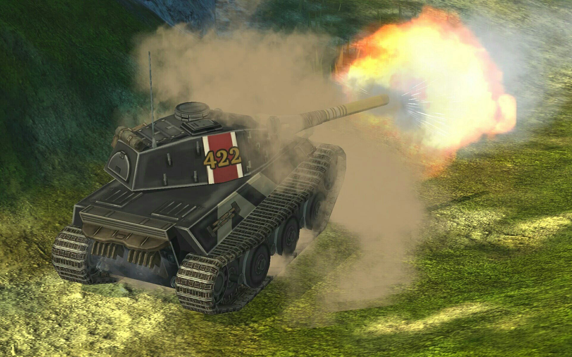 WoT Blitz – Valkyria Chronicles Collaboration – The Armored Patrol