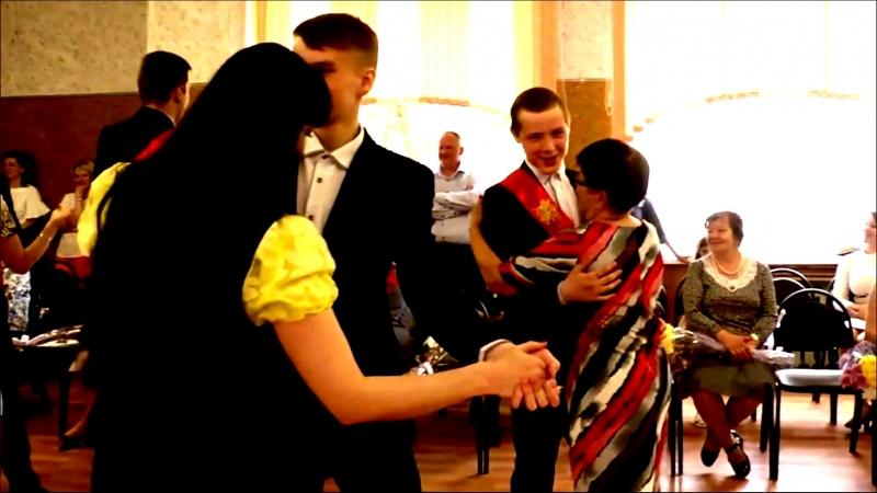 Песня учителям на выпускном вечере г. Касимов