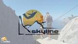 Надя Ilias-kay Rope jumping with Skyline x-team in Crimea
