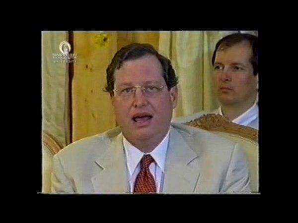 Золотой юбилей благословения Гуру Дева миру ч.3.3 16.7.2000