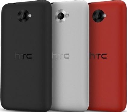 Дизайн HTC Desire 601