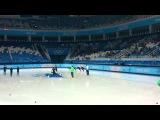 Тренировка Шорт-трек Сочи 2014 Корея http://youtu.be/vcq83SEuapg