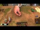 Wood Elves vs Vampire Counts Warhammer Fantasy Battle Report - Beat The Cooler Ep 41 - Part 2/3